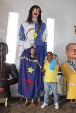 Olinda's Carnaval Puppets