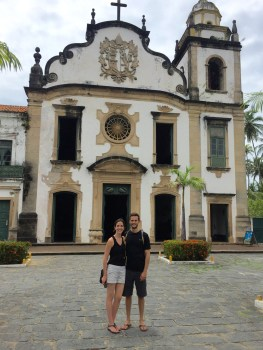 Igreja do Sao Benedito