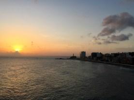 Sunset at Barra