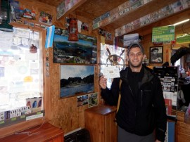 Sending Postcards from the Southernmost Post Office in the World