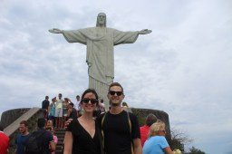 Visiting Christ the Redeemer