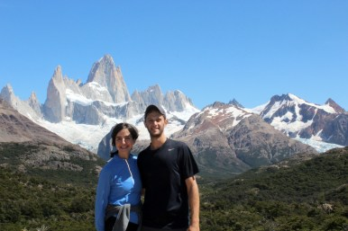 Hiking to Fitz Roy