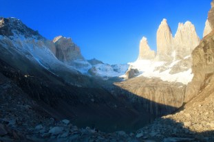 Torres (or Towers) of Paine