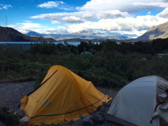 Cuernos Camp Site (Night #3)