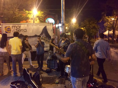 Music on the Streets in Bella Vista