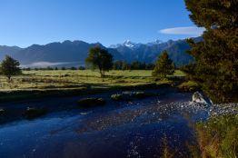 Mount Tasman & Mount Cook