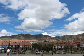 Central Cusco Square