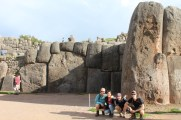 Giant Stones at Saksaywaman Ruins