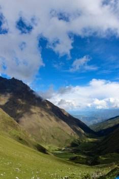 View on Climb to Glacier & Lake