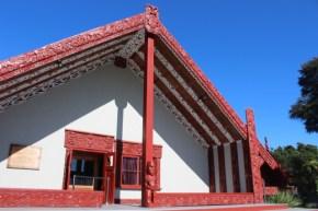 Maori Village Near Rotorua