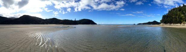 Low Tide at Abel Tasman National Park