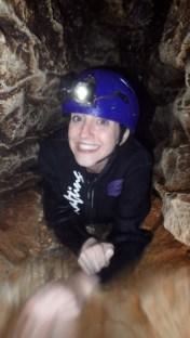 Tubing Down Waitomo Caves