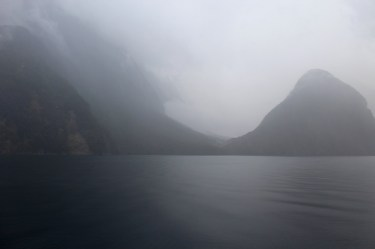 Milford Sound Via Boat Cruise