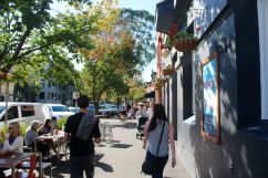 Walking to Brunch in South Melbourne