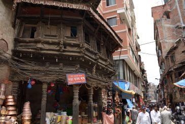Oldest Building in Kathmandu (Multiple Centuries Old)