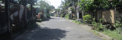 street in coloocan