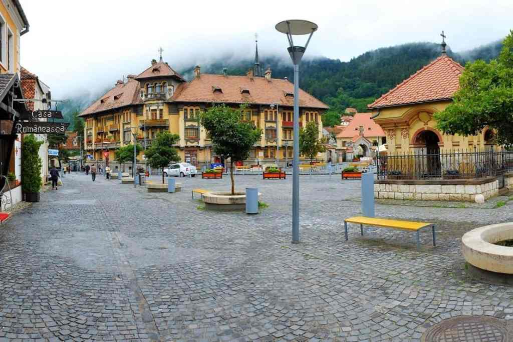 Schei District, Brasov, Romania