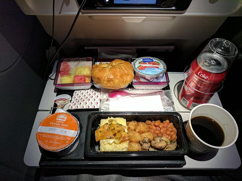 Qatar PHL DOH Breakfast