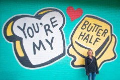 You're My Butter Half: 2000 E MLK Jr Blvd