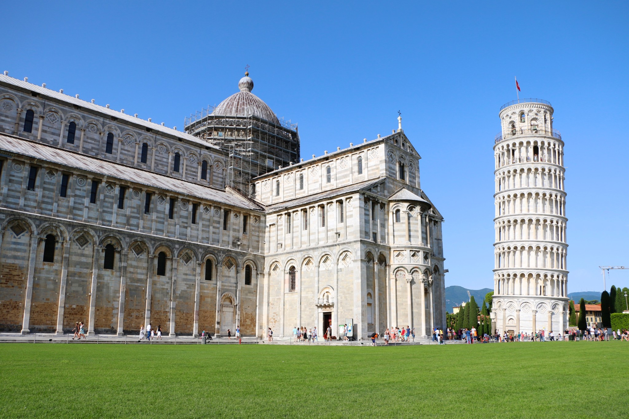 Square Miracles Pisa, Italy