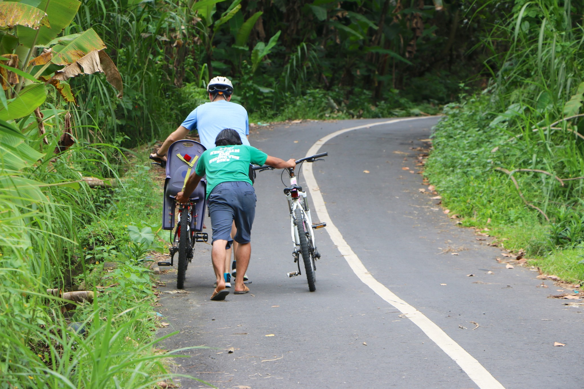 10 Reasons to go Biking in Bali