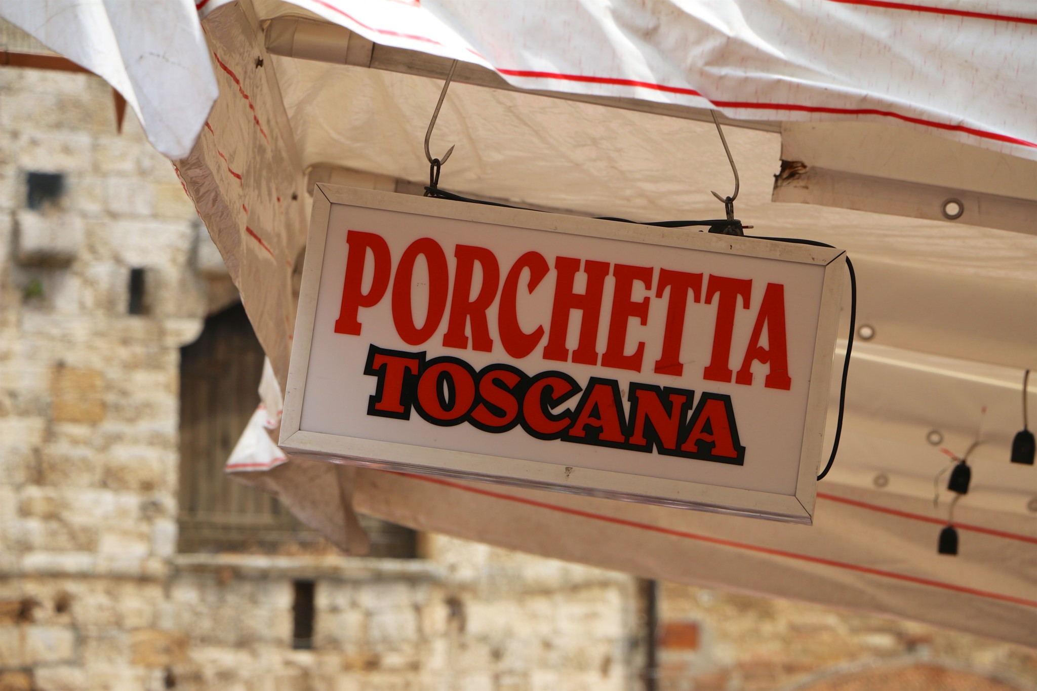 The Italian Porchetta Sandwich