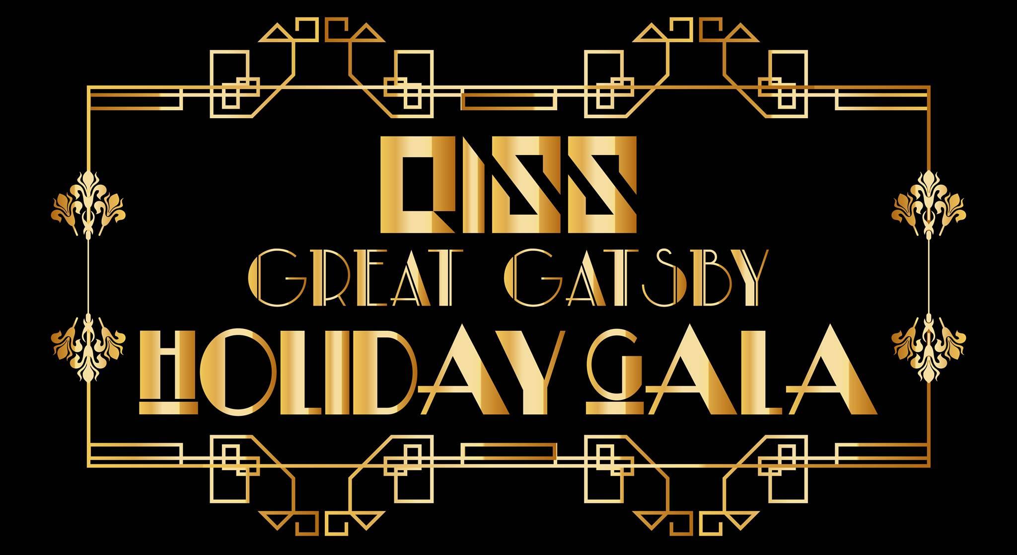 Great Gatsby 1920's Gala QISS