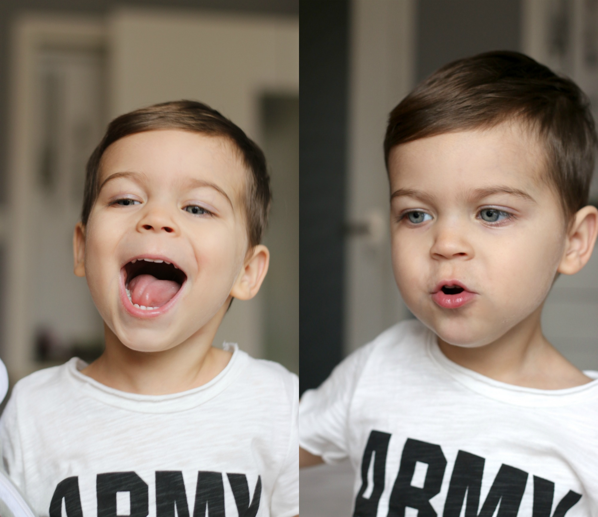 Eli 2.5 Years: Photo Shoot