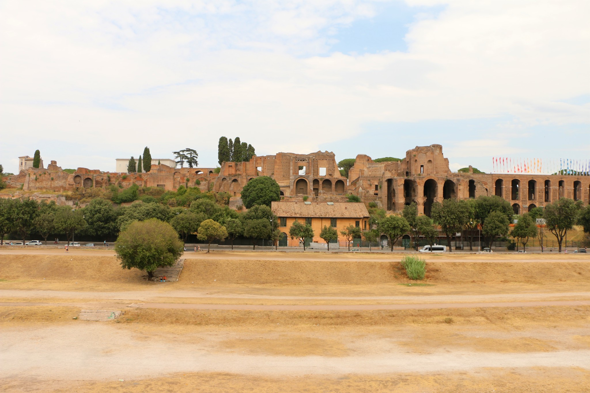 Roman Forum and the Palatine Hill