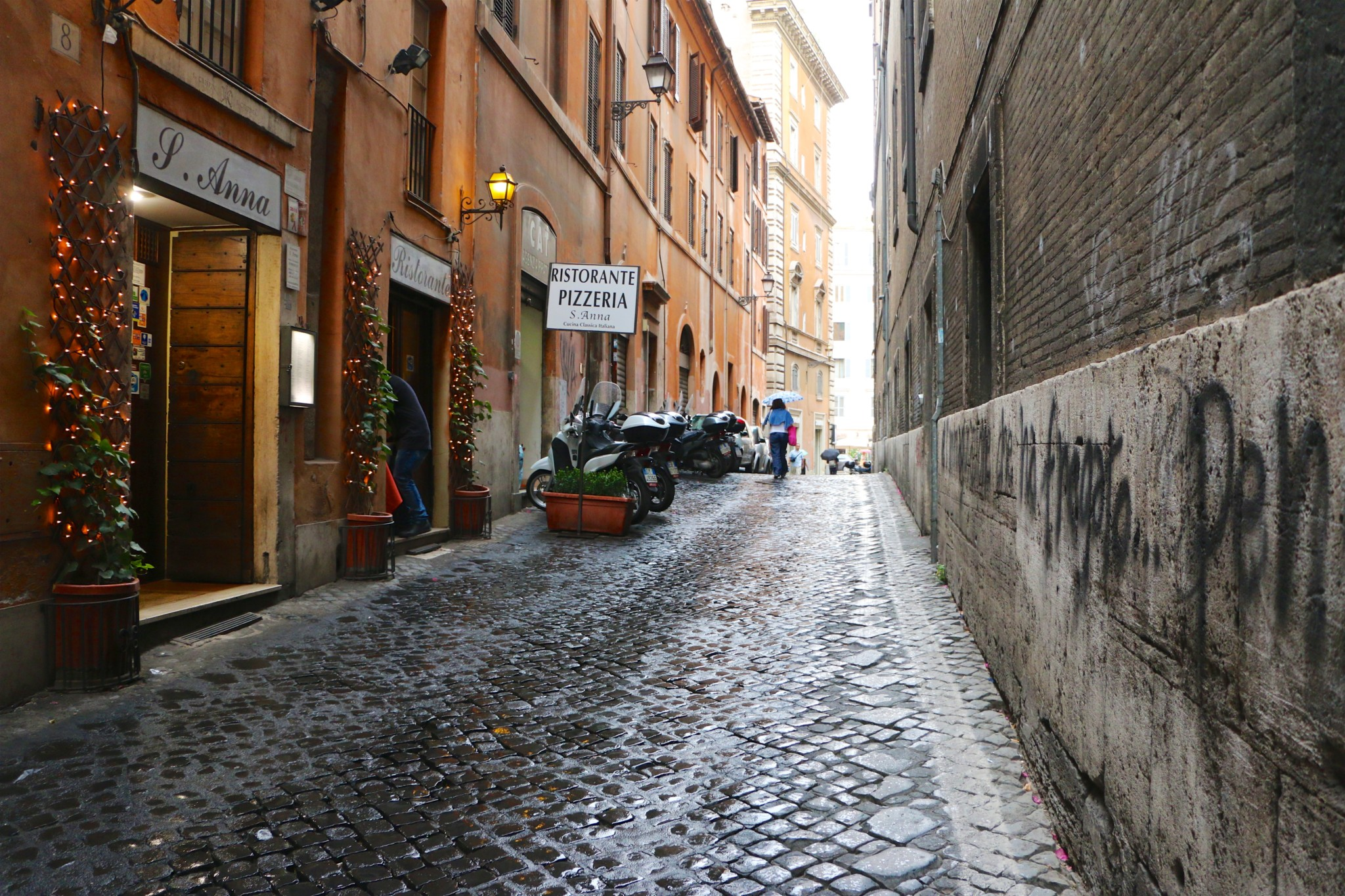 Parking Him Off│Rome Date