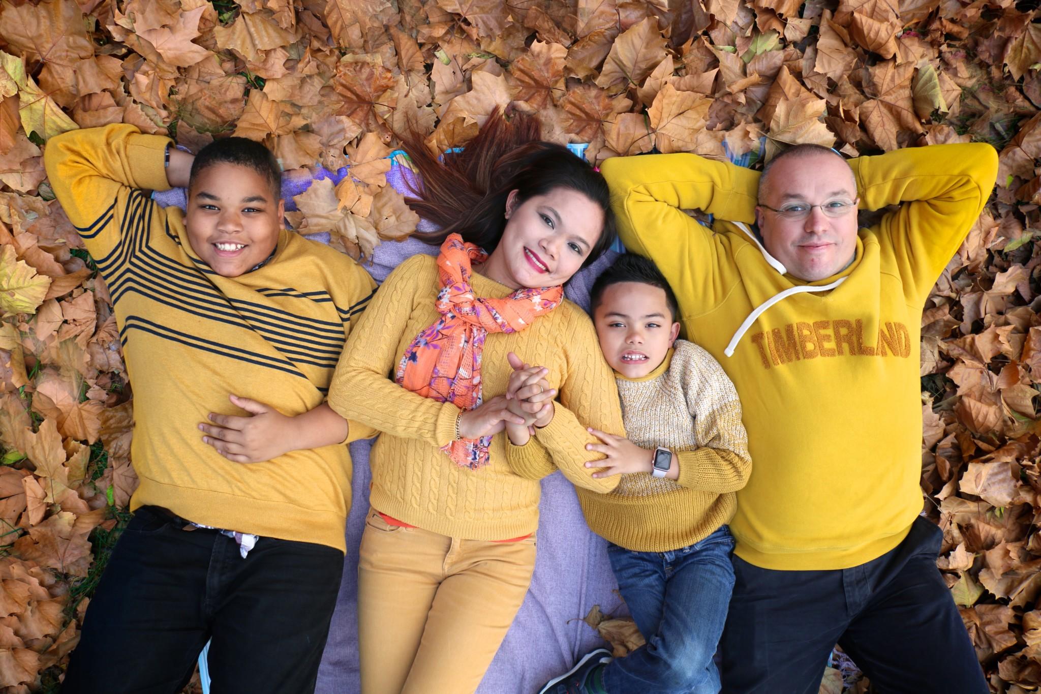 Foucaud Fall Family Shoot