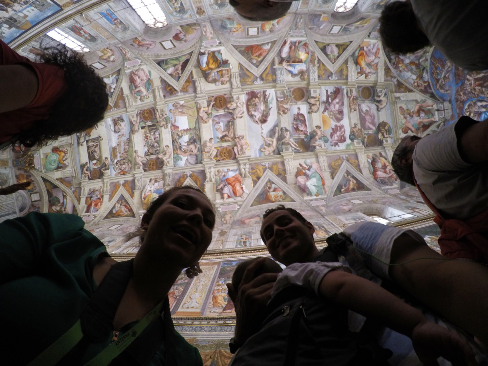 Sistine Chapel│Crowded, Chaotic but Worth a Visit
