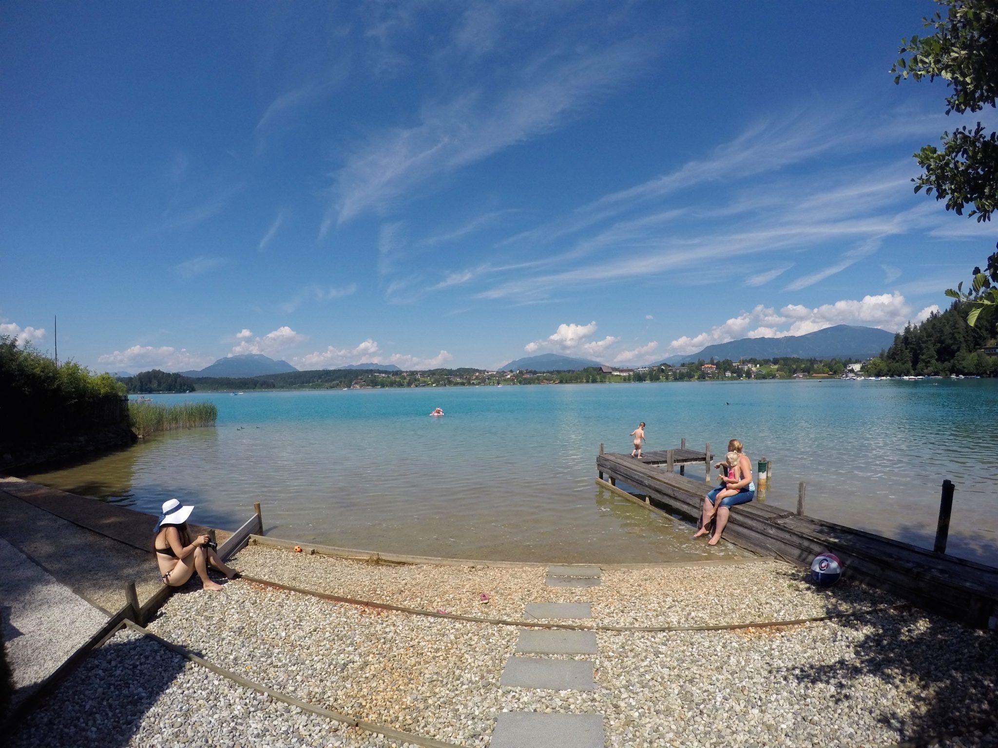 Lake Faak, Austria