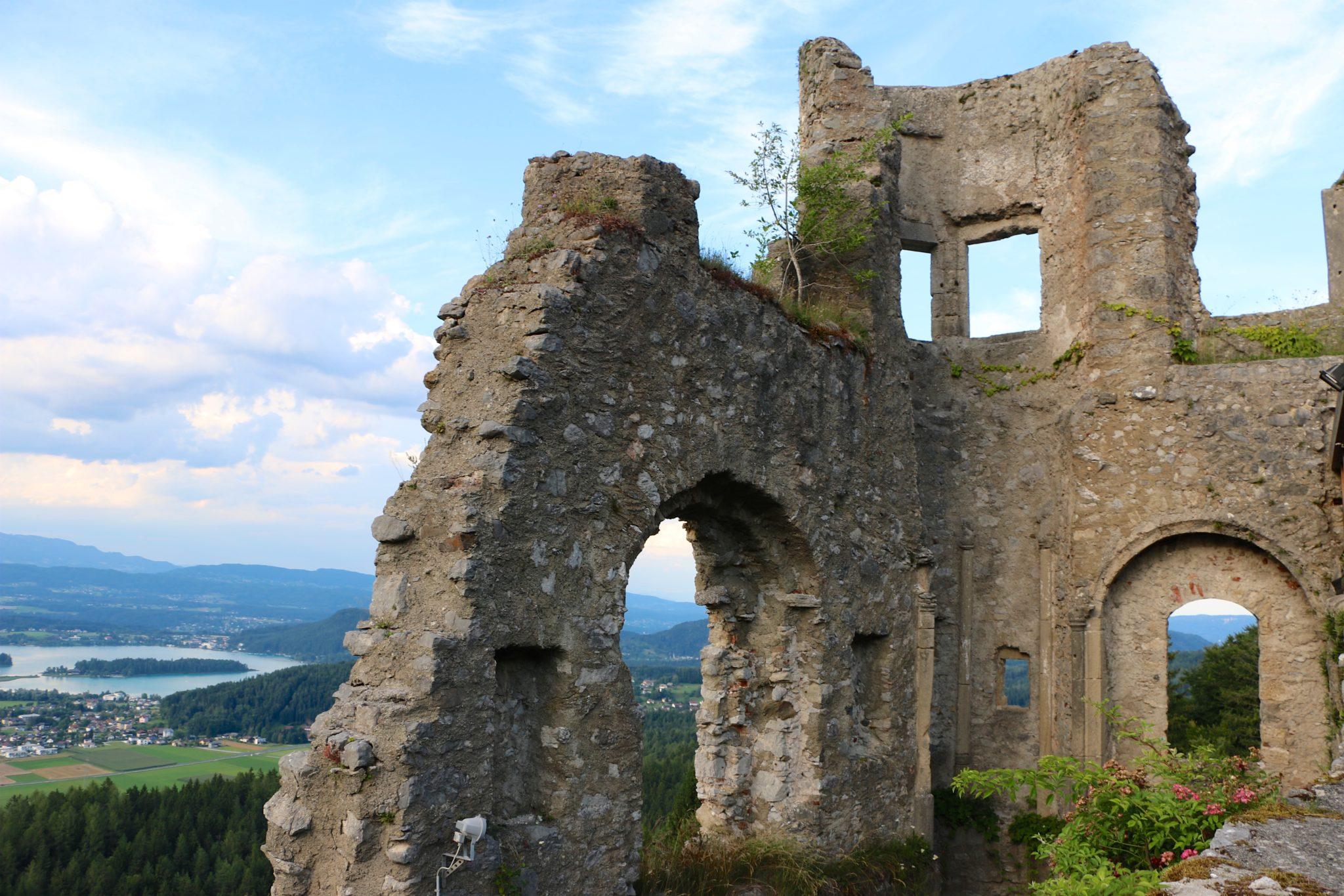 Burgruine Finkenstein│Austrian Castle Ruins