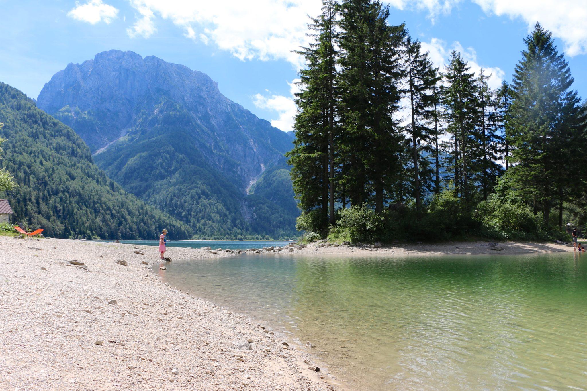 Stumbling On a Gorgeous Northern Italian Lake