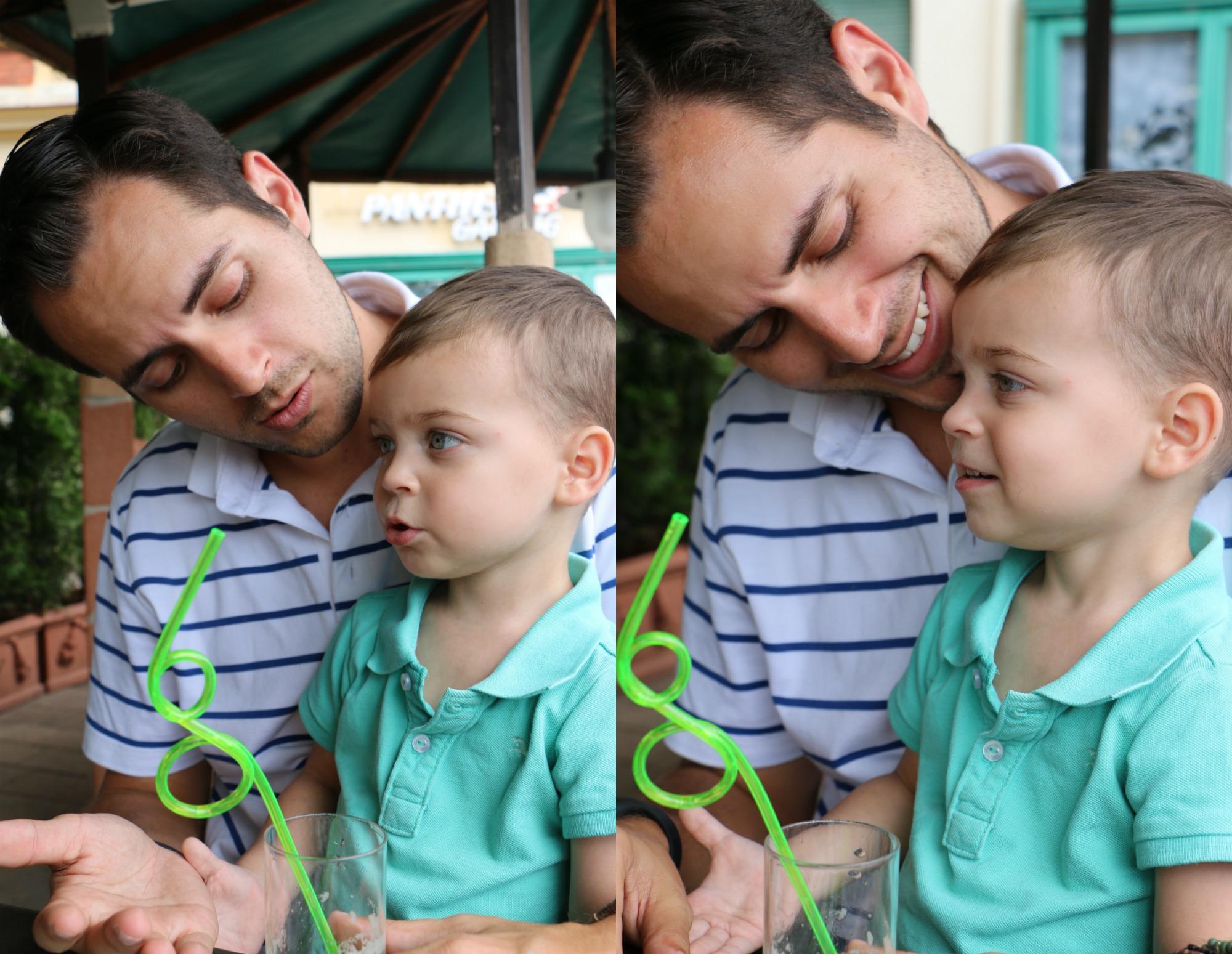 daddy&eli