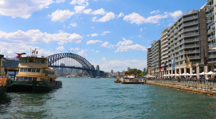 Music and Memories│ Circular Quay, Sydney