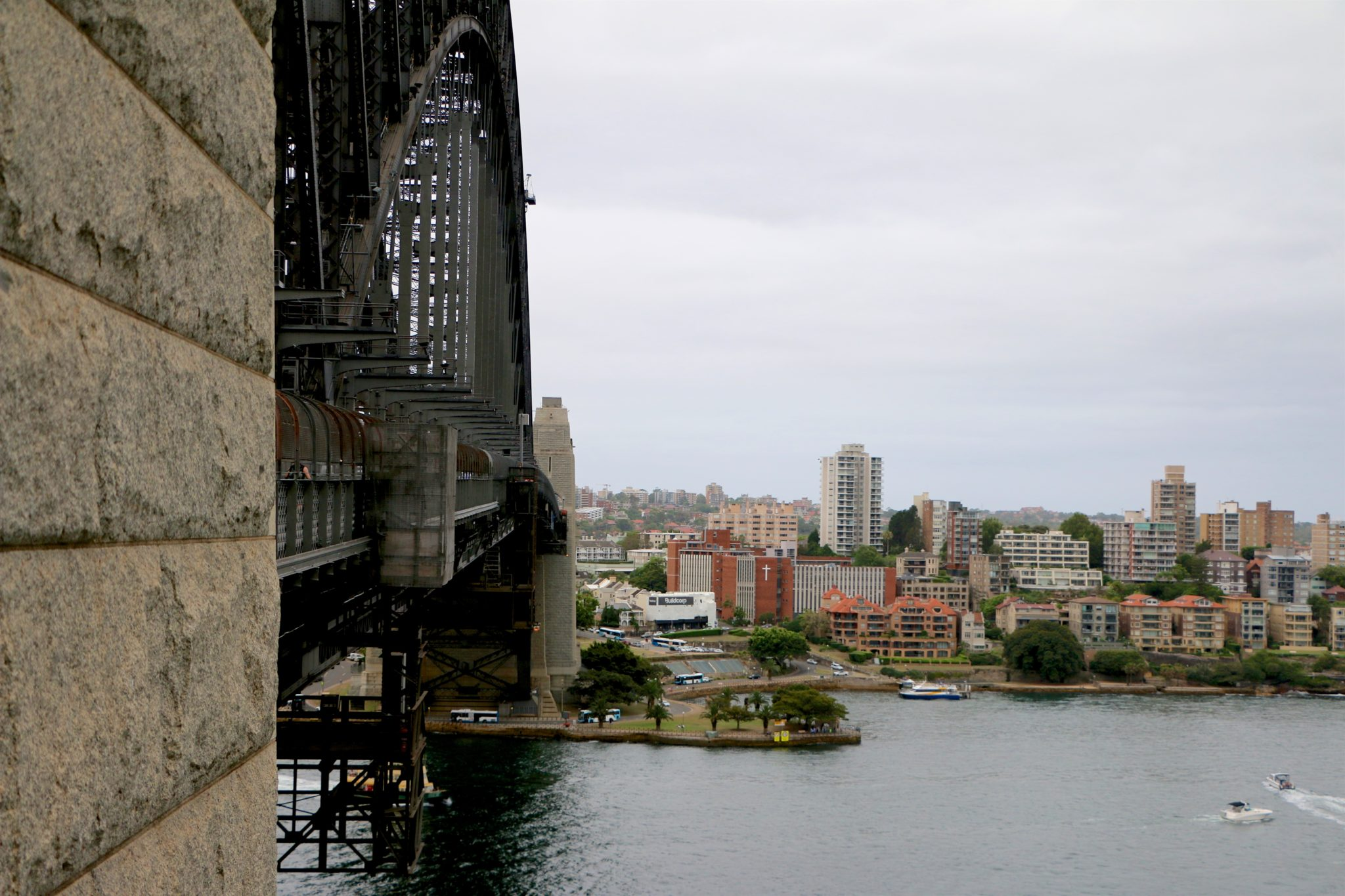 Pylon Lookout │The View from Sydney Bridge