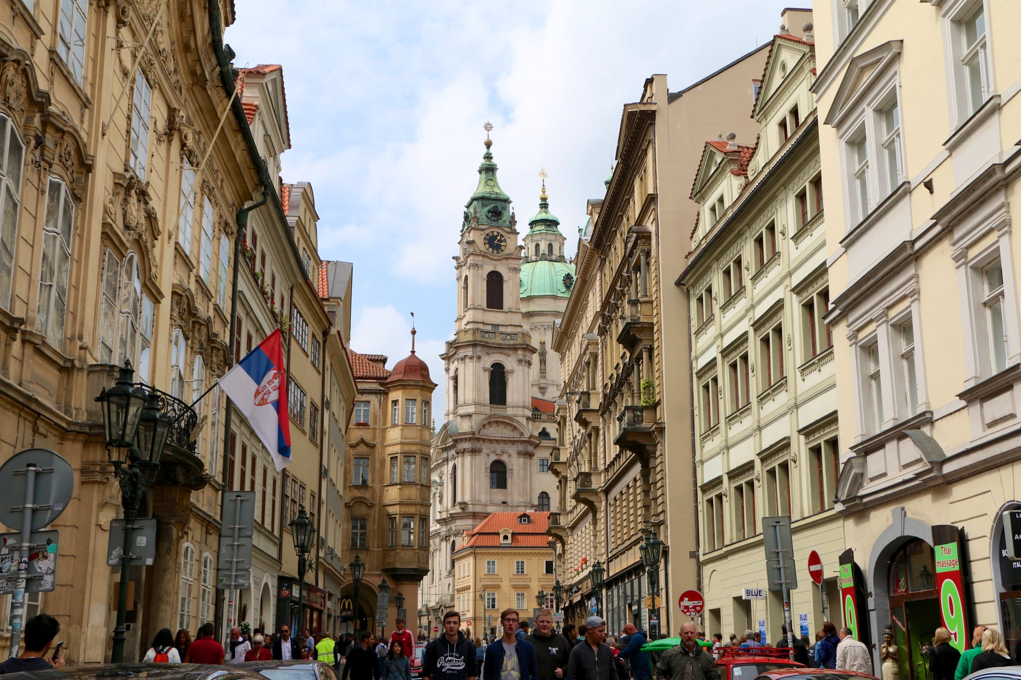 Wandering│ Prague