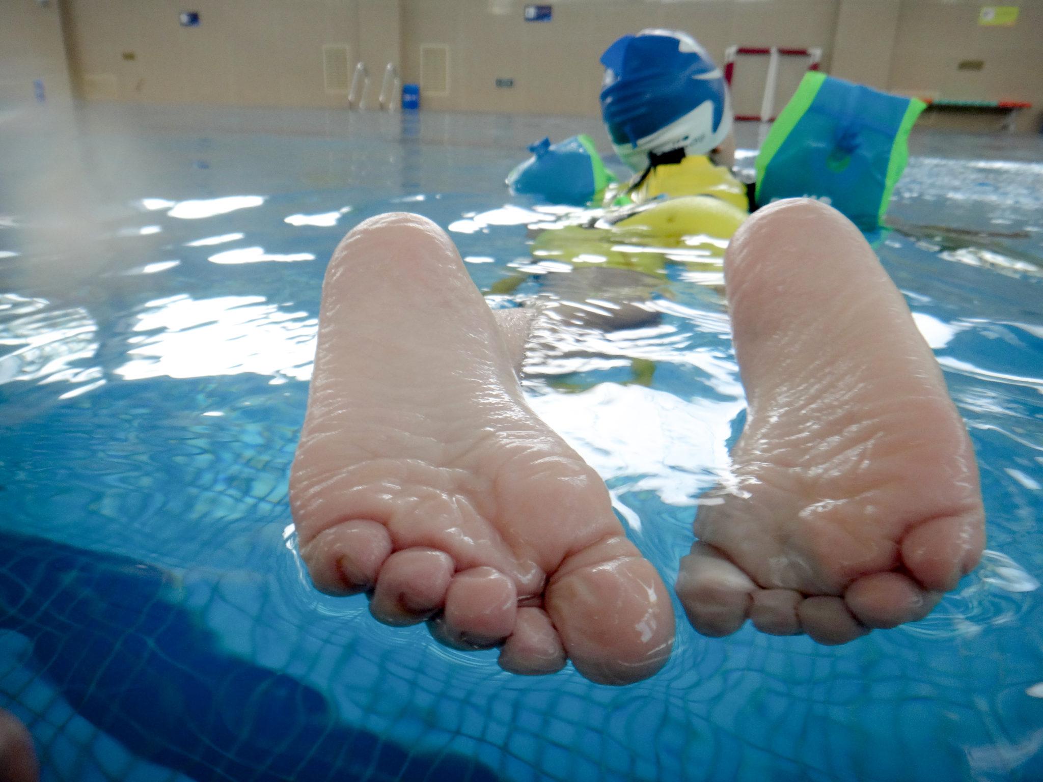 Saturday Morning Swims