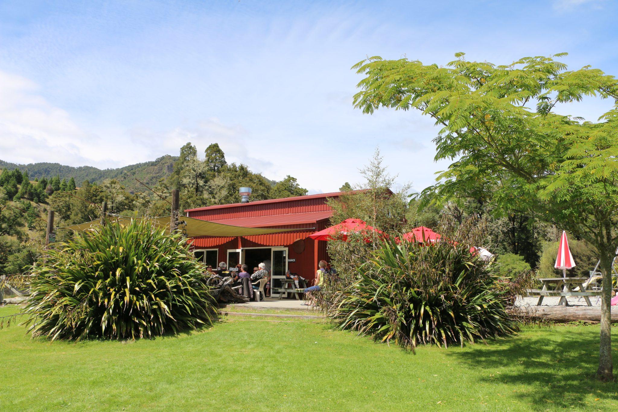 Red Barn Cafe & Animal Park