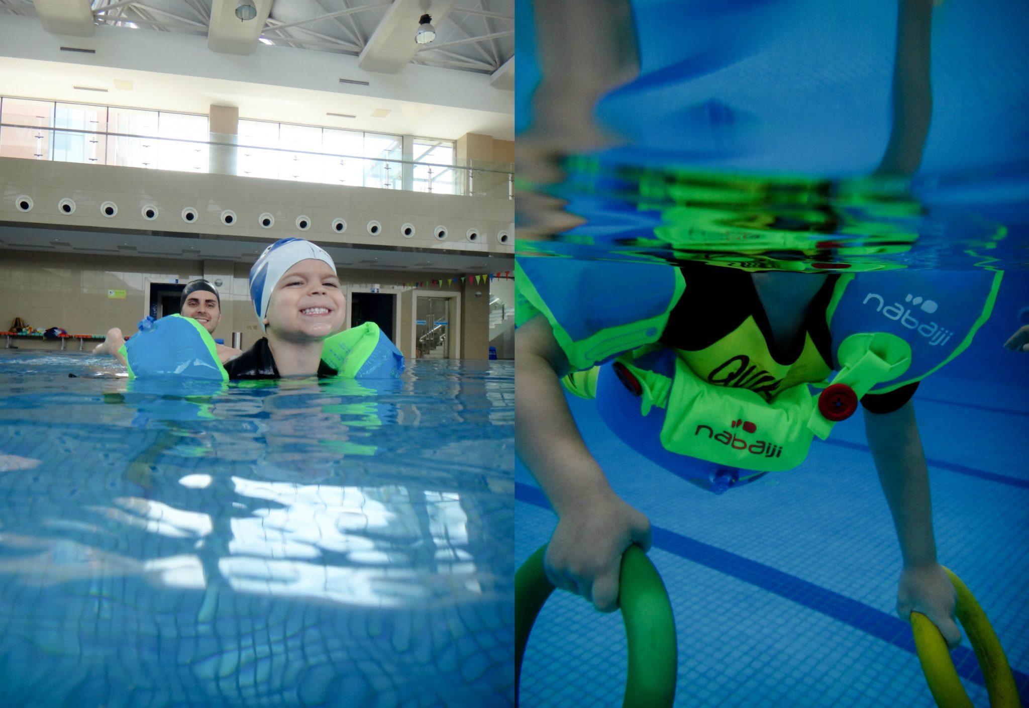 saturday swims