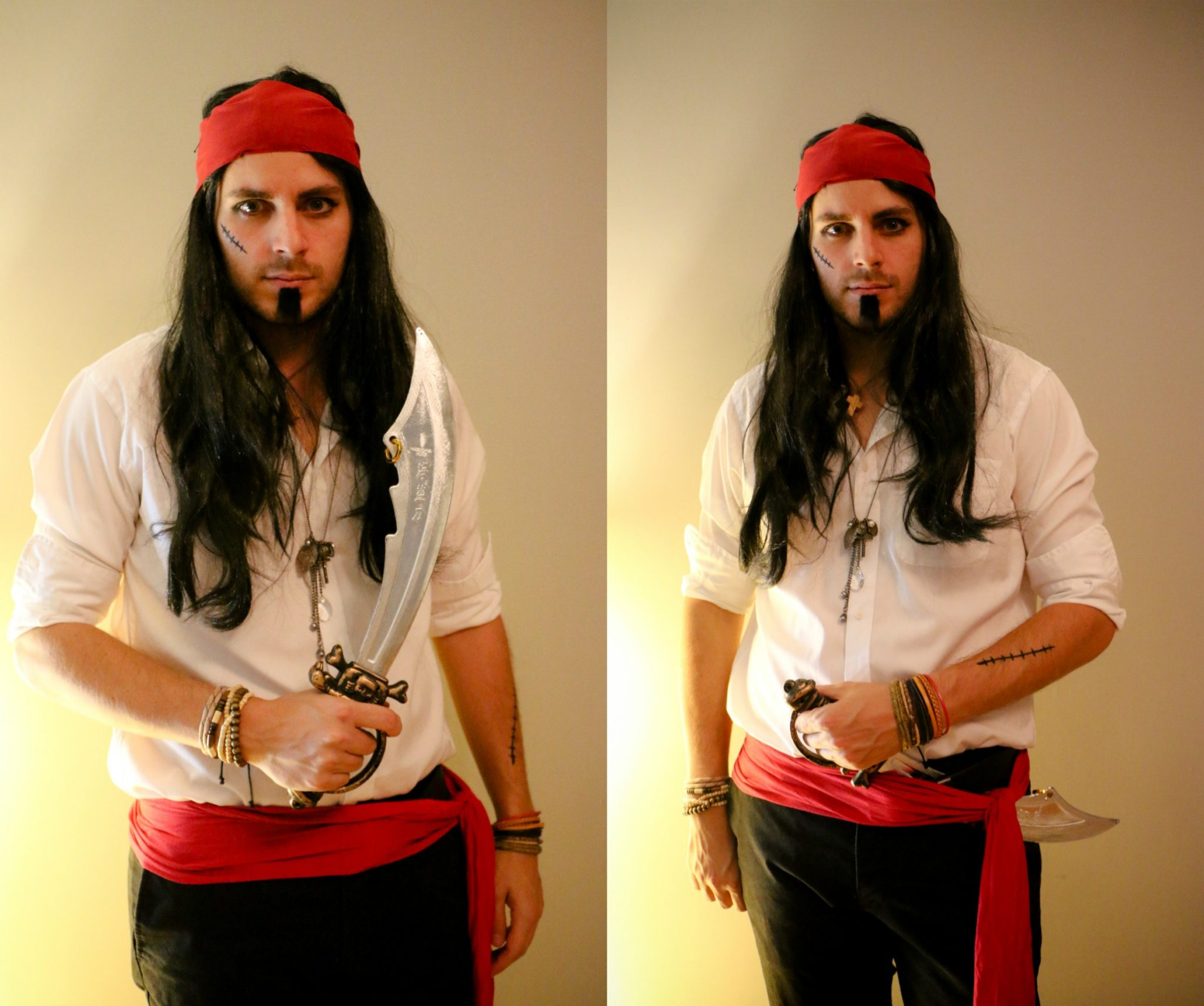 justin pirate