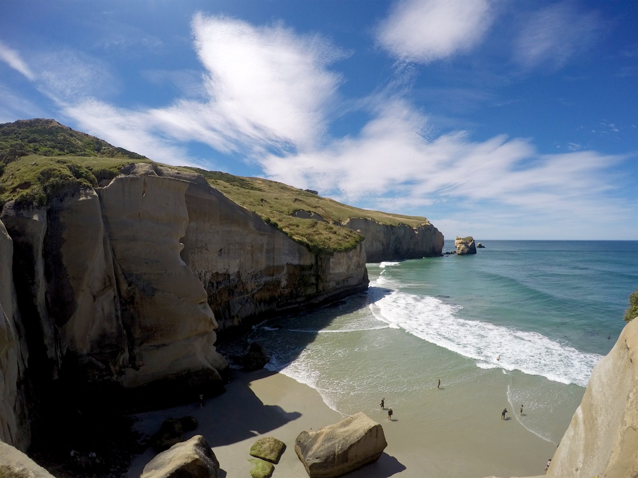Incredible Tunnel Beach