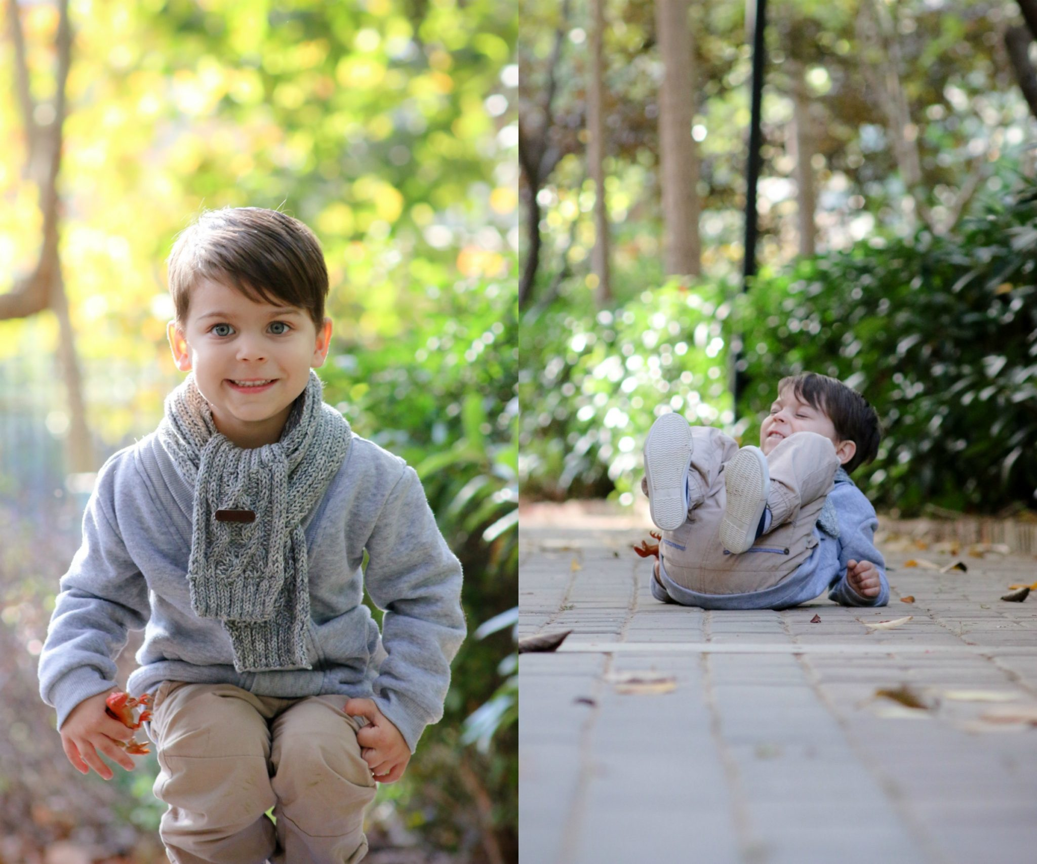 Eli 3.5 Years: Photo Shoot