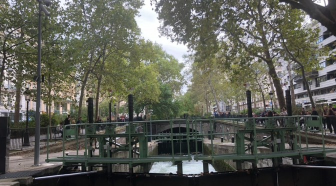PARIS GEMS: The Canal Saint-Martin