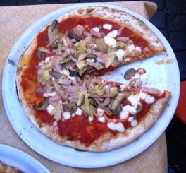 Pizza Capriosa Campo d f E8