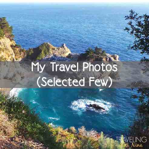 Limited Travel Photos