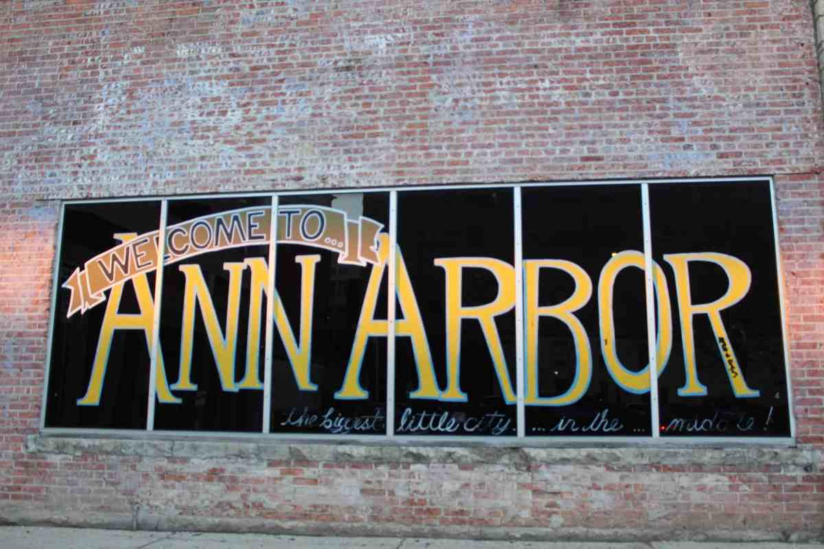 Travel Guide: Ann Arbor