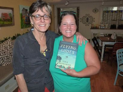 Lisa Howorth and Traveling With T